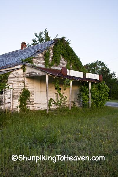 Old General Store, Halifax County, North Carolina