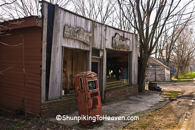 Funks Grove General Store, McLean County, Illinois