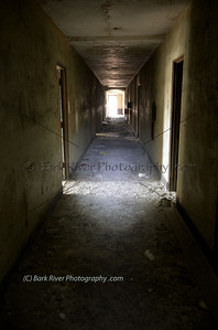 The Long Hallway (abandoned apartment building from the 1920's)