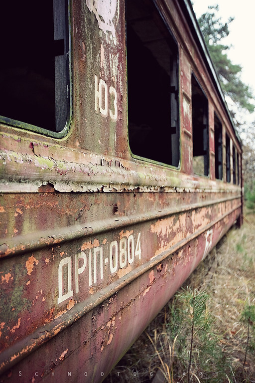 Ghost trains of forever ago.