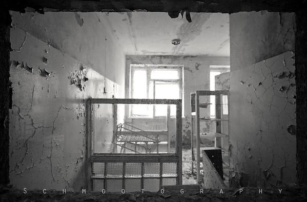 Room near the surgery ward.