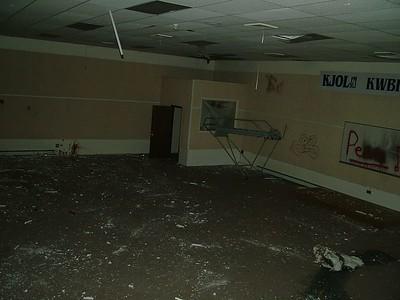 radio station's very big room