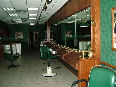 another salon type place, mastercuts i believe