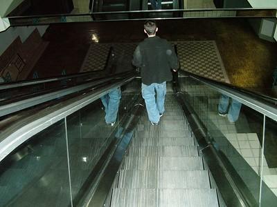 escalator!