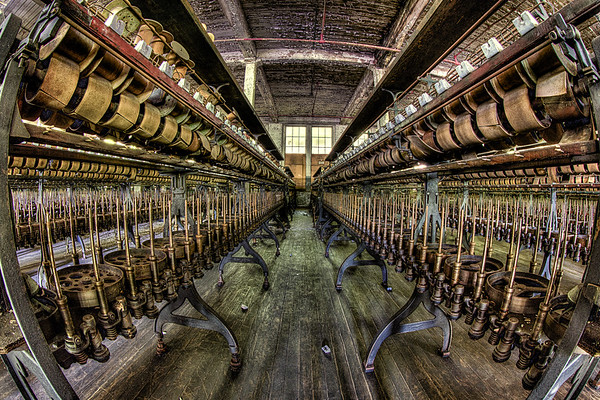 Favorite Places Lonaconing Silk Mill
