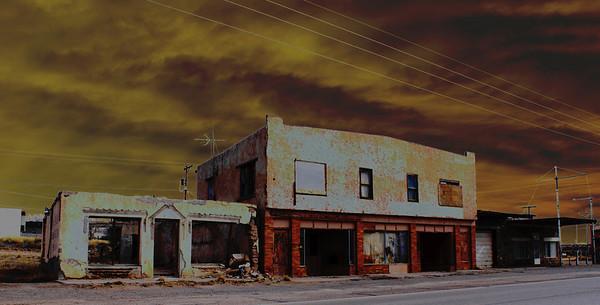 Main Street - Fort Hancock,Tx