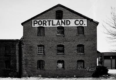 Portland & Brownfield Maine