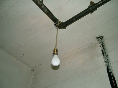 Restaurant Supply Warehouse. Pueblo, CO its what you think it is, a lightbulb. not sure that up to code though