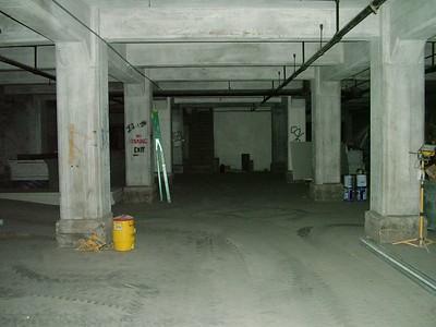 Restaurant Supply Warehouse. Pueblo, CO The basement