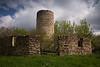 Round Barn Ruins, Sauk County, Wisconsin