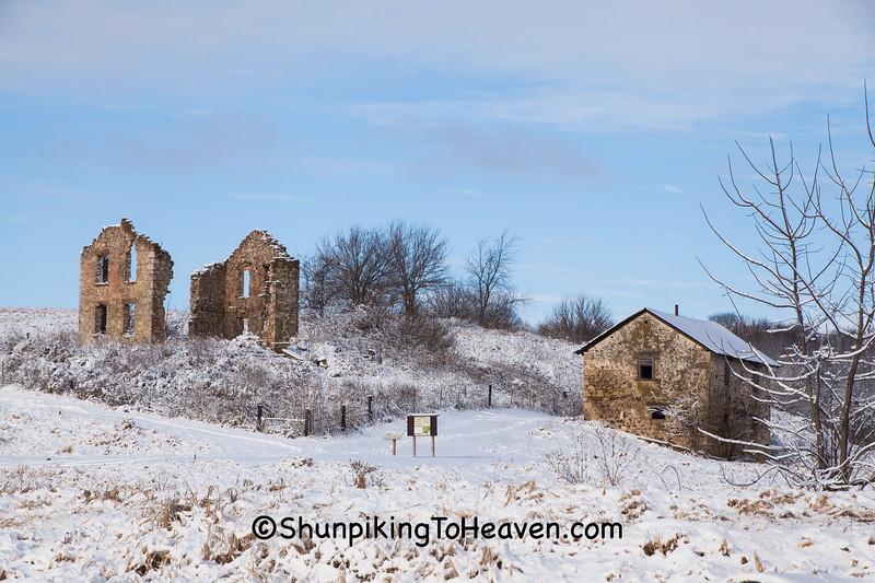 Halfway Prairie, Dane County, Wisconsin