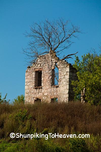 Stone Ruins, Dane County, Wisconsin