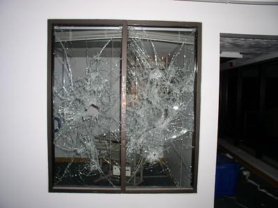 a super clear window
