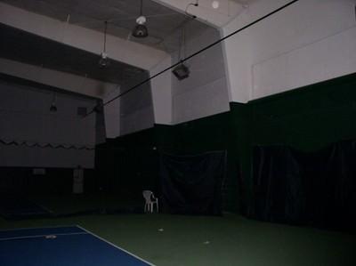 the tennis court again