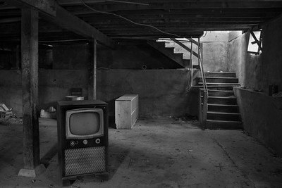 The Lonely TV (b/w)