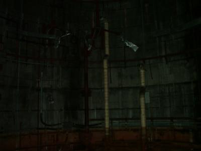 And finally we made it to a silo. Yay hooray.