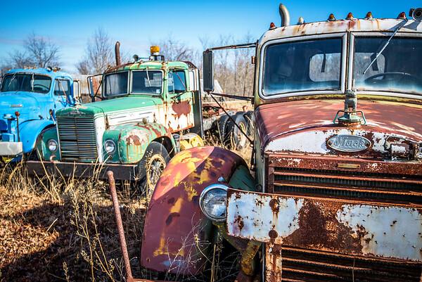 Truck Trio