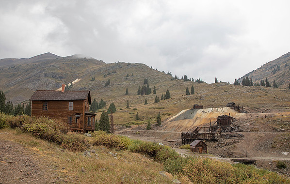 Animas Forks | Colorado