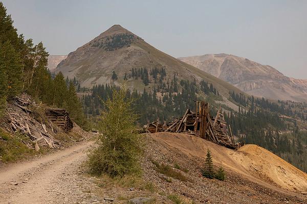 Imogene Pass   Colorado<br /> Tomboy Mine
