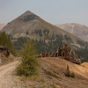 Imogene Pass | Colorado<br /> Tomboy Mine