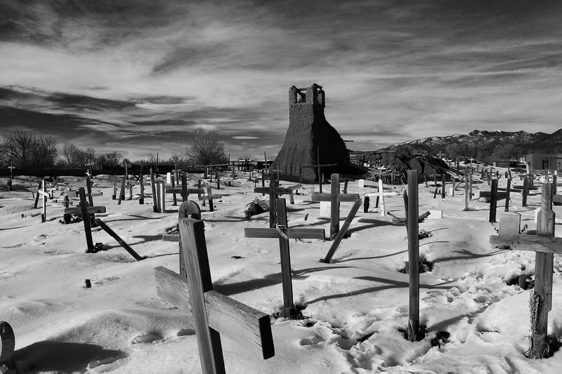 San Geronimo de Taos Ruins