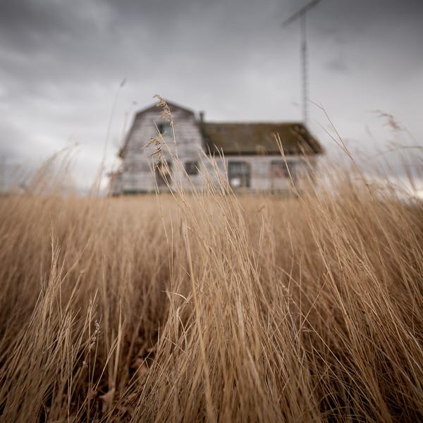 Abandoned in Alberta
