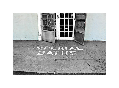Imperial Bath entrance