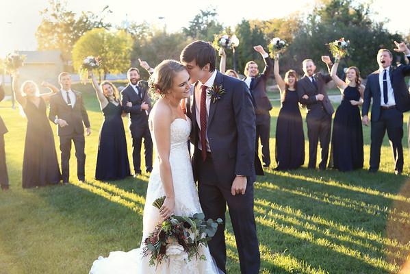 Abbey + Connor Wedding