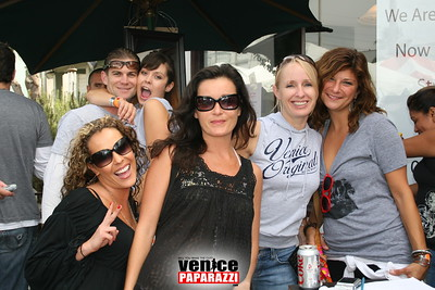 1   Annual party at Trim Hair Salon  1424 Abbot Kinney Blvd, Venice 310 396 3330 (1)