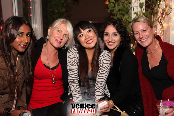 12.10.10  Nitespa's V.I.P. Holiday Party-Speakeasy to benefit Karma Rescue.