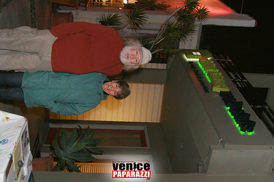 2   Ivan of the Venice Neighborhood Council and Betsy Goldman