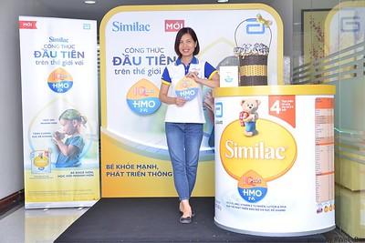 [PhotoboothHanoi] Abbott Product Launching Photo Booth in Ha Noi 26/08/2018