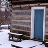 Lincoln Log Cabin State Park near Charleston, IL