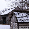 Shed & barn at Lincoln Log Cabin State Park near Charleston, IL