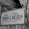 The first Berry - Lincoln Store