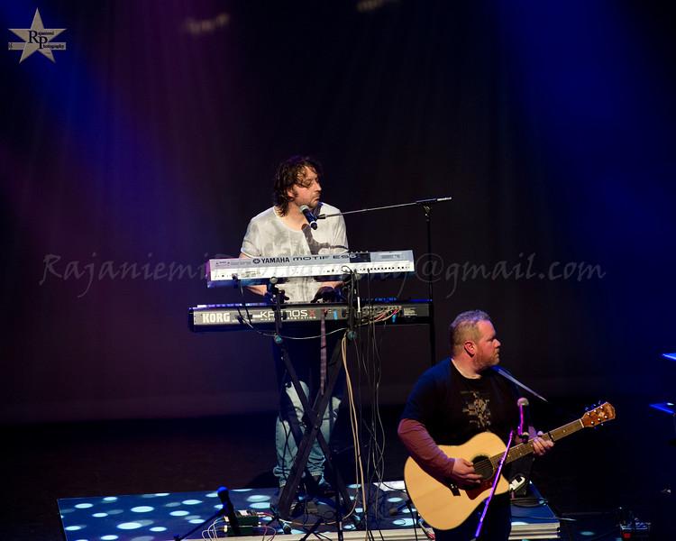 Stephen Lightbody and Iain Sloan