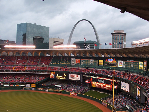 Arch at game