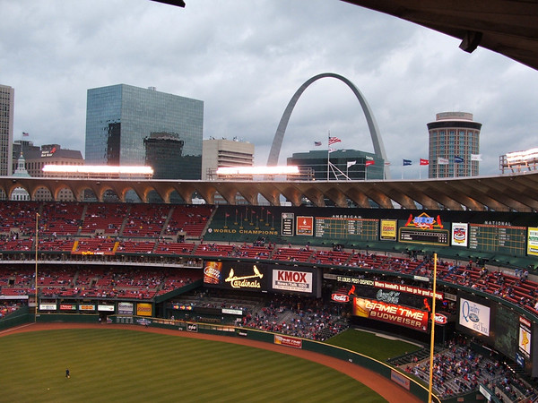 Arch at game 2
