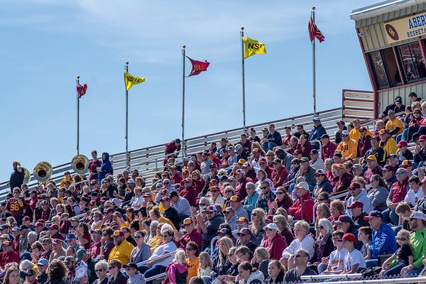 NSU football home crowd