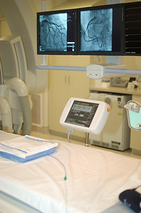 x-ray machine at Aberdeen hospital