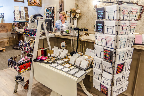 Karisma Boutique front counter