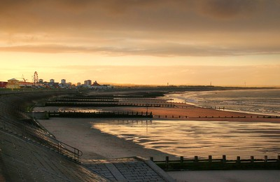 """Aberdeen Beach Recommended 22 x 14 """"Other"""" size print"""