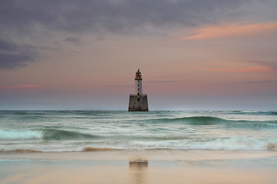 Rattray head Lighthouse at sunset