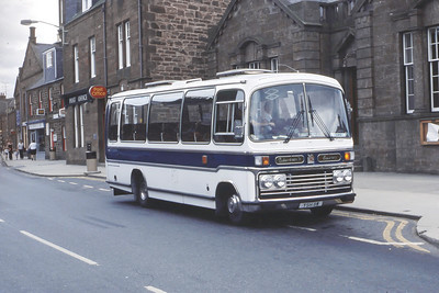 Robertson Cumminestown YSH8W High St Turriff Aug 84