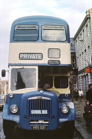 Reid Rhynie VRS321 Huntly Square 2 Nov 81