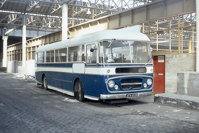 Brown Macduff AFN605B Guild St Railway Sheds Abdn May 83