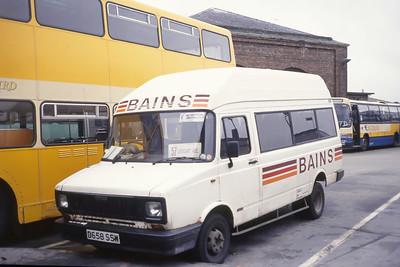 Bain Kemnay D658SSW ABS Mar 92