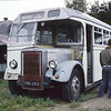 North East of Scotland Bus Preservation Society CWG283 Near Culter Aug 82