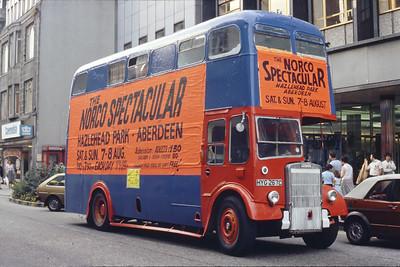 Norco Aberdeen HYG267C St Nicholas St Abdn 1 Aug 82