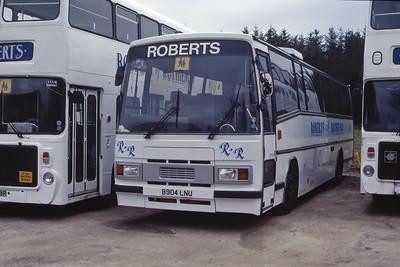 Roberts Rothiemay B904LNU Depot Rothiemay Apr 02